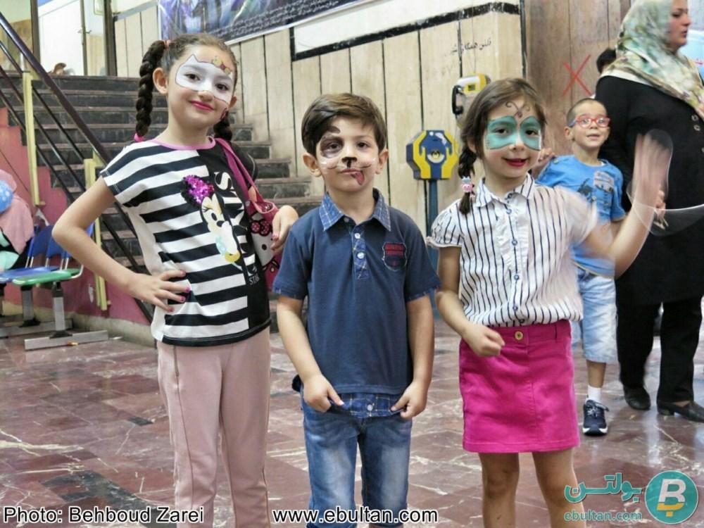 سایت مدارس مرند برنامههای ویژه کودکان در سانسهای اکران ویژه «دزد و پری ...